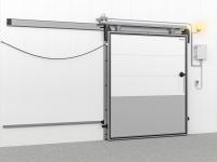 Система автоматизации откатной двери