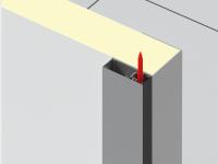 Обогрев периметра рамы для низкотемпературных дверей