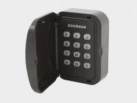 Кодовая клавиатура KEYPAD для дистанционного управления электроприводом ворот, оснащенным встроенным или внешним приемником DoorHan.