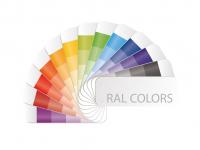 Нестандартный цвет по карте RAL(наценка)