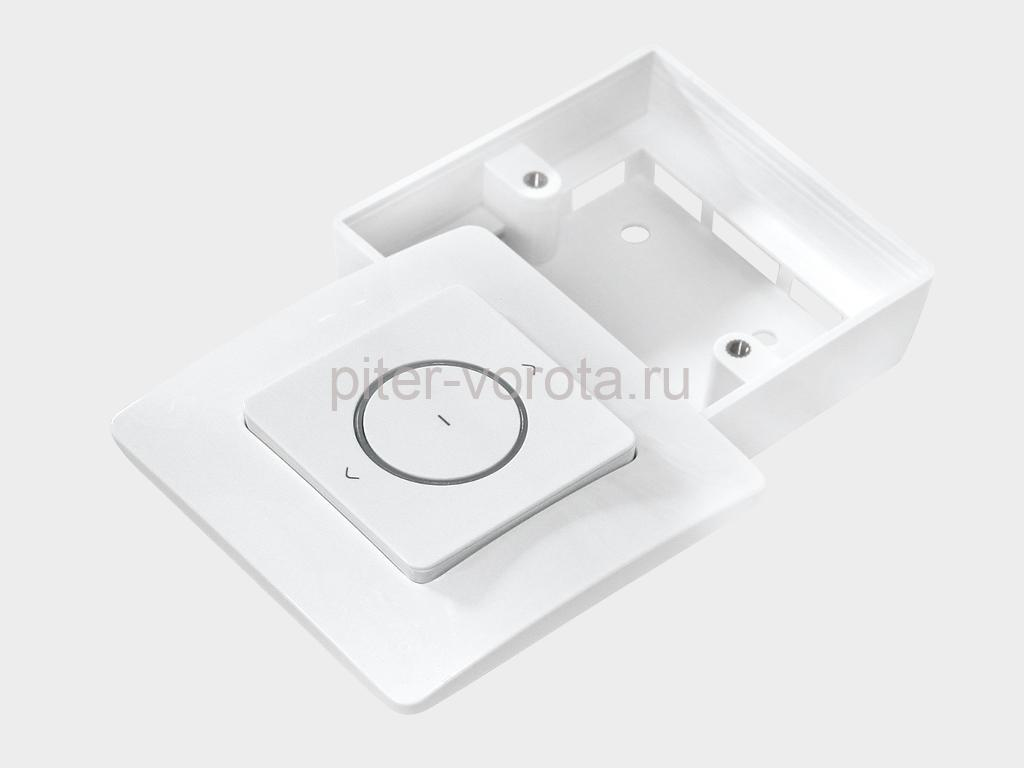 Блок Roll1/2 для дистанционного управления внутривальными электроприводами роллет с помощью пультов DoorHan