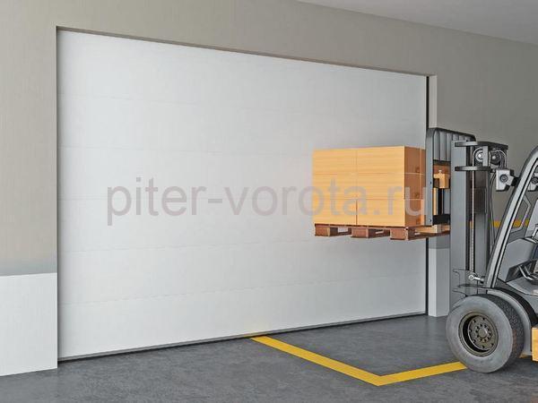 складских комплексах с низкотемпературными камерами