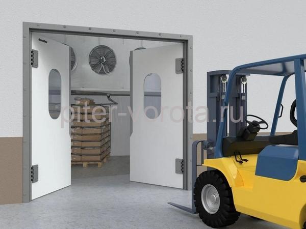 складских промышленных комплексах