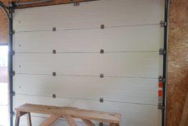 Ворота гаражные подъёмно-секционные Alutech Classic в Семиозёрье фото 6