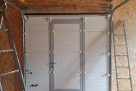 Гаражные подъёмно-секционные ворота Doorhan RSD02 в Лебяжье, фото 5
