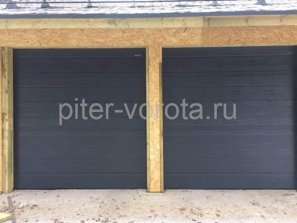 Промышленные подъёмно-секционные ворота в д. Колокольцево