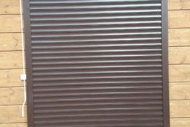 Ворота роллетные DoorHan RH77M в Репино, фото 2