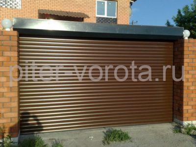 Роллетные ворота DoorHan 2250x3250 мм