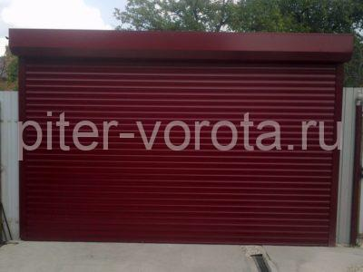 Роллетные ворота DoorHan 2500x2250 мм