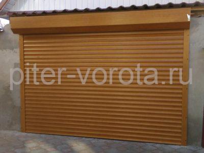 Роллетные ворота DoorHan 2750x3250 мм