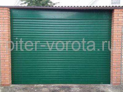 Роллетные ворота DoorHan 2250x2250 мм