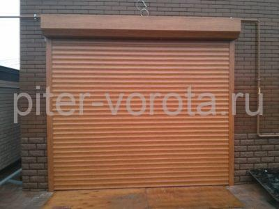 Гаражные роллетные ворота DoorHan RH77M 2800x2200