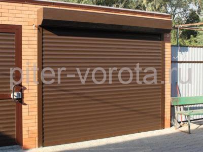 Гаражные роллетные ворота DoorHan RH77M 2000x2400