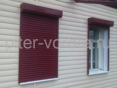 Рольставни на окна RH45N, 2000 x 2500 мм