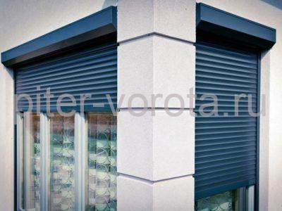 Рольставни на окна RH58N, 1500 x 1500 мм