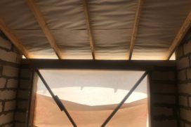 Гаражные подъёмно-секционные ворота DoorHan RSD01 в Малой Малиновке, фото 5