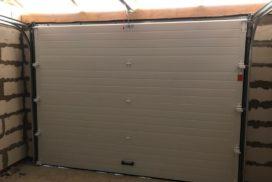 Гаражные подъёмно-секционные ворота DoorHan RSD01 в Малой Малиновке, фото 2