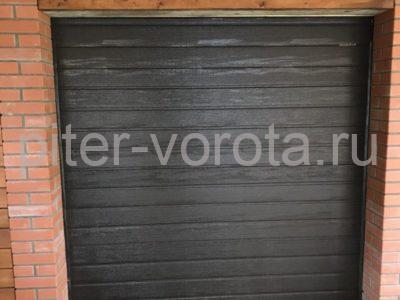 Гаражные подъёмно-секционные ворота Doorhan RSD01 в Пушкине, фото 1