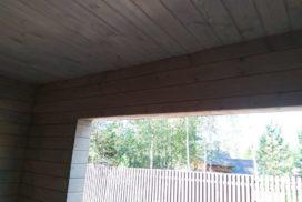 Гаражные подъёмно-секционные ворота DoorHan RSD01 в Семиозерье, фото 5