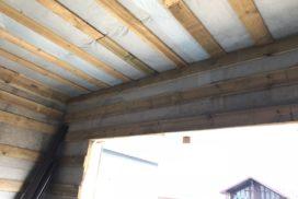 Гаражные подъёмно-секционные ворота Doorhan RSD02 в пгт Морозова, фото 5