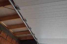 Гаражные подъёмно-секционные ворота Doorhan RSD02 в Приозёрске, фото 3