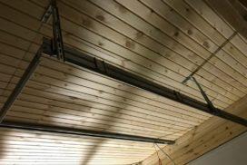 Гаражные подъёмно-секционные ворота Alutech Classic в Стрельцово, фото 6