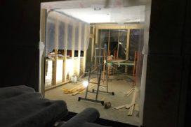 Гаражные подъёмно-секционные ворота Alutech Classic в Стрельцово, фото 8