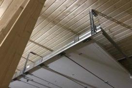 Гаражные подъёмно-секционные ворота Alutech Classic в Стрельцово, фото 20