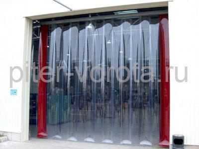 Стандартная полосовая завеса Doorhan FC — 510, 3000x3000 мм
